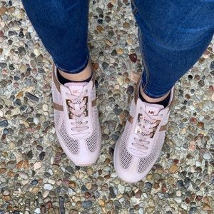 Michael Kors Maggie Trainer Sneakers